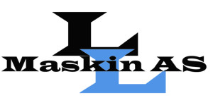 LL Maskin AS logo